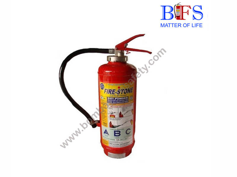 DCP Type Fire Extinguisher 6kg