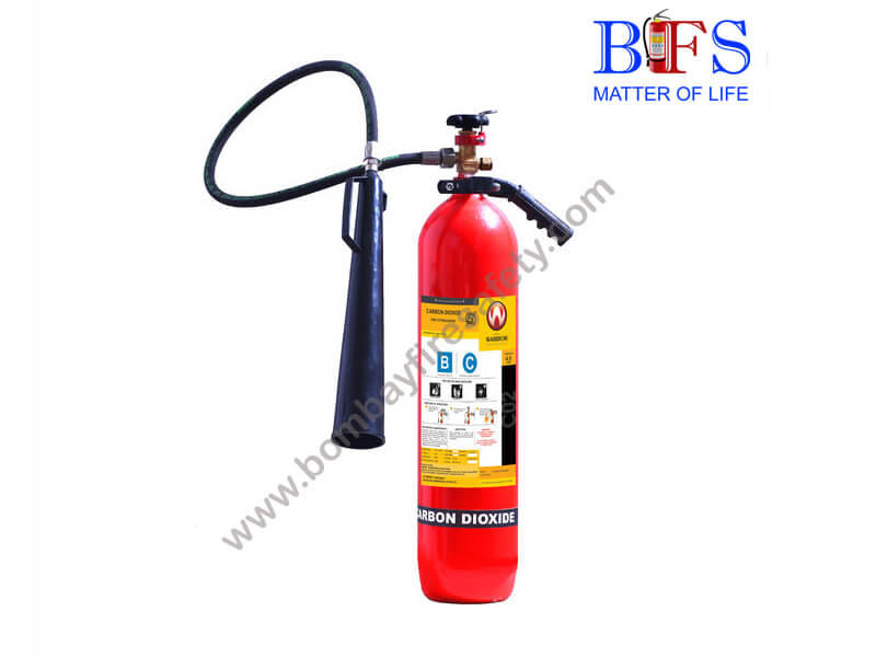 Co2 Fire Bottle 4.5kg