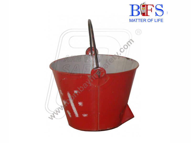 Fire Bucket 7.5ltr