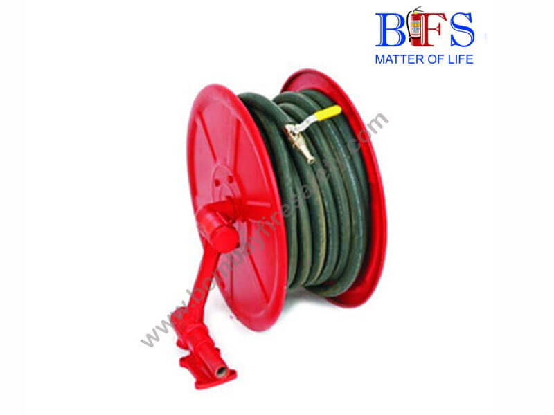 Fire Hose Reel Swiveling Movable