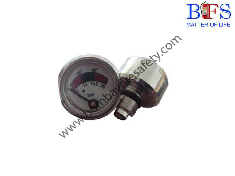 Fire Extinguisher Presser Gauge