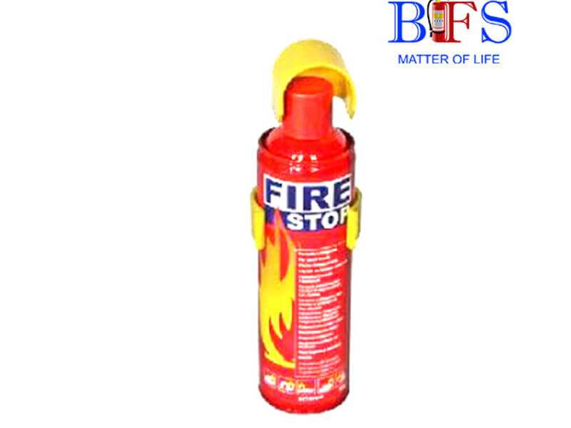 Fire Stop Bottle
