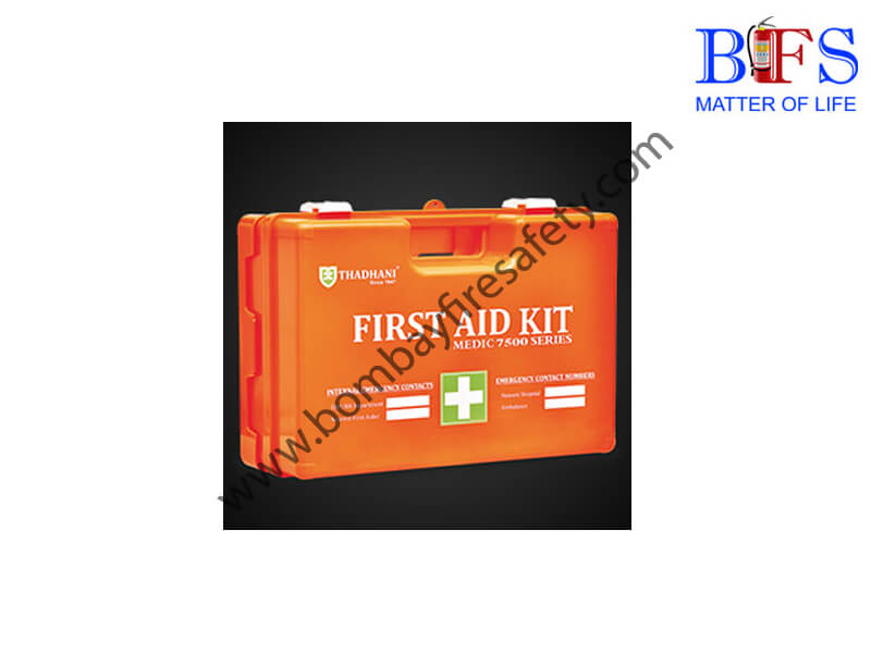 First Aid Kit(Thadani Orange)